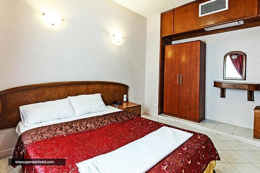 هتل زیتون مشهد اتاق دابل