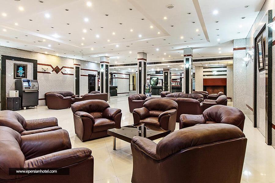هتل زیتون مشهد لابی