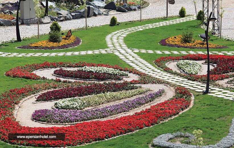 باغ گل های مشهد