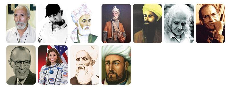 نویسندگان و دانشمندان مشهد