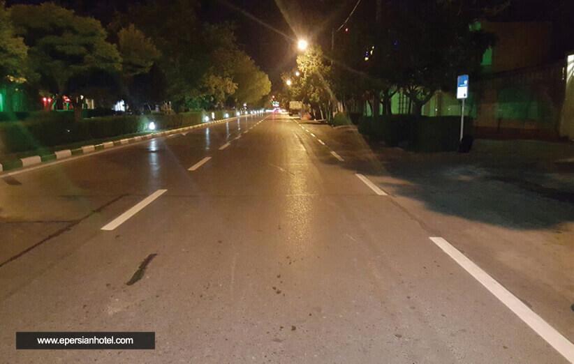خیابان سناباد مشهد