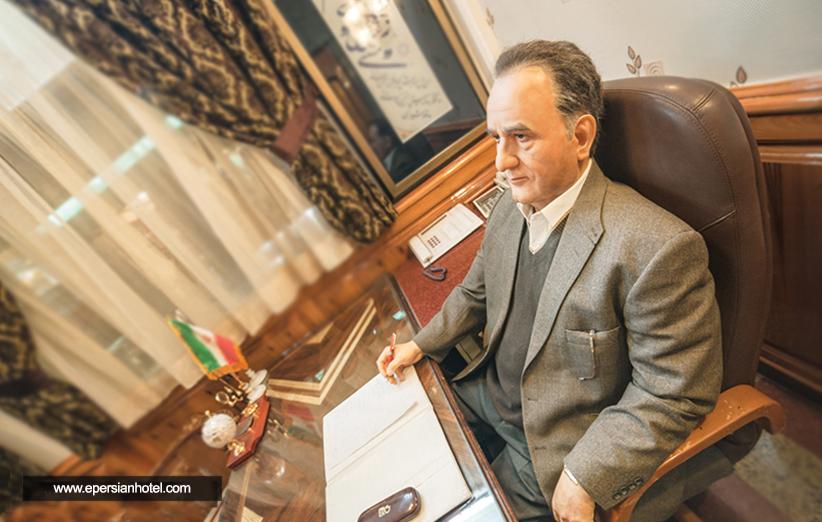مالک هتل قصر طلایی مشهد و سرگذشت آن