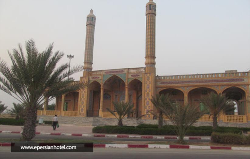 مسجد خاتم النبیا