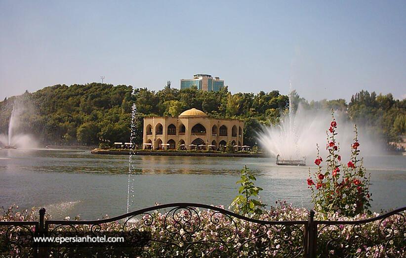 پارک ال گلی تبریز