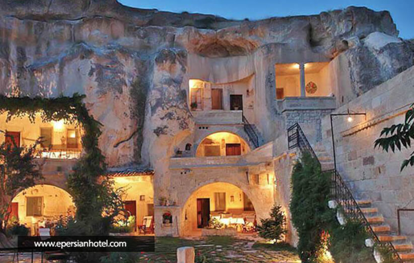 روستای کندوان تبریز