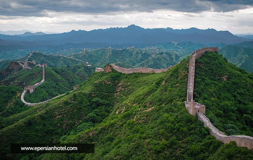 دیوار مشهد به بزرگی دیوار چین
