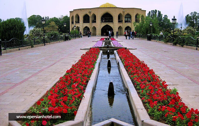 بوستان ائل گلی تبریز