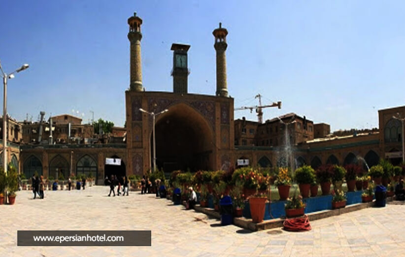 مسجد جامع بازار تهران