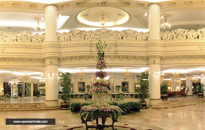 هتل بین المللی قصر طلایی مشهد را بیشتر بشناسید