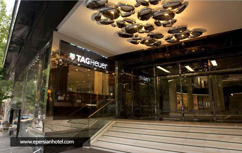 لوکس ترین مرکز خرید تهران