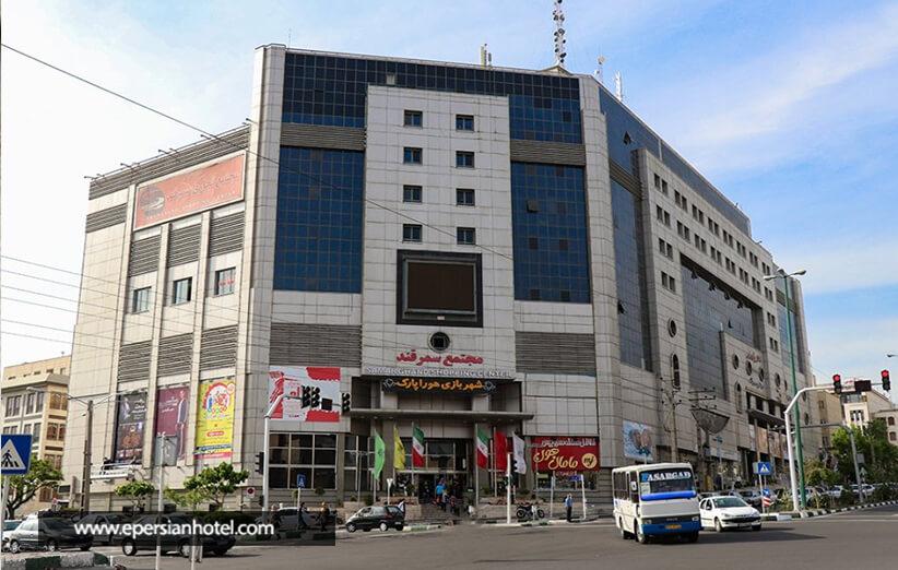 بازار سمرقند تهران