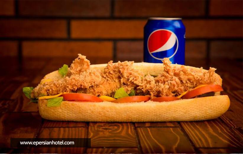 غذاهای لبانانی در مشهد