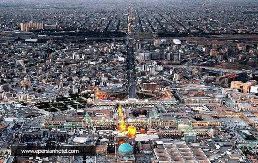 راهنمای مسافر مشهد