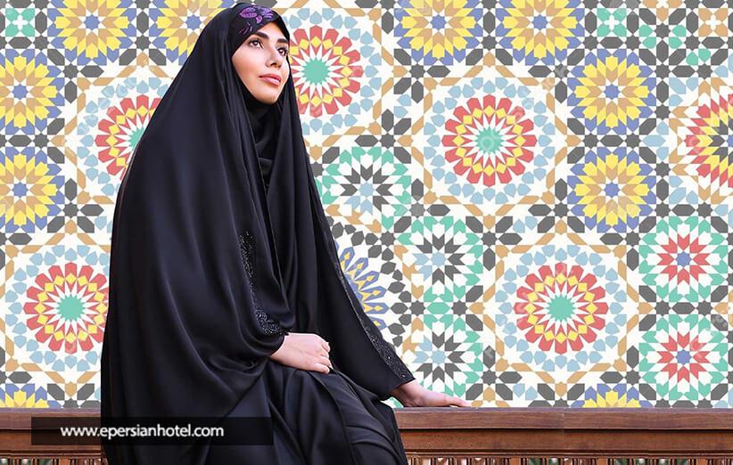 نوع پوشش بانوان در مشهد