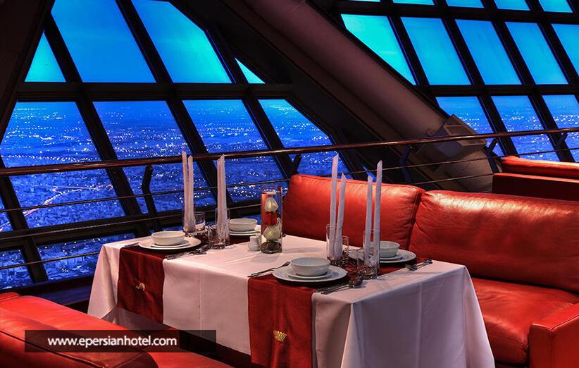 مشهورترین رستوران گردان ایران