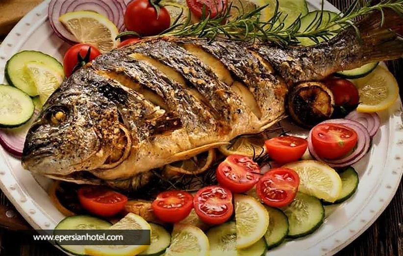 بهترین ماهی شکم پر شمال در ایران