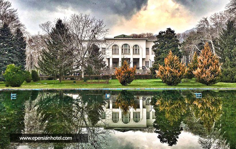 کاخ ملت نماد لوکس فرهنگ ایران