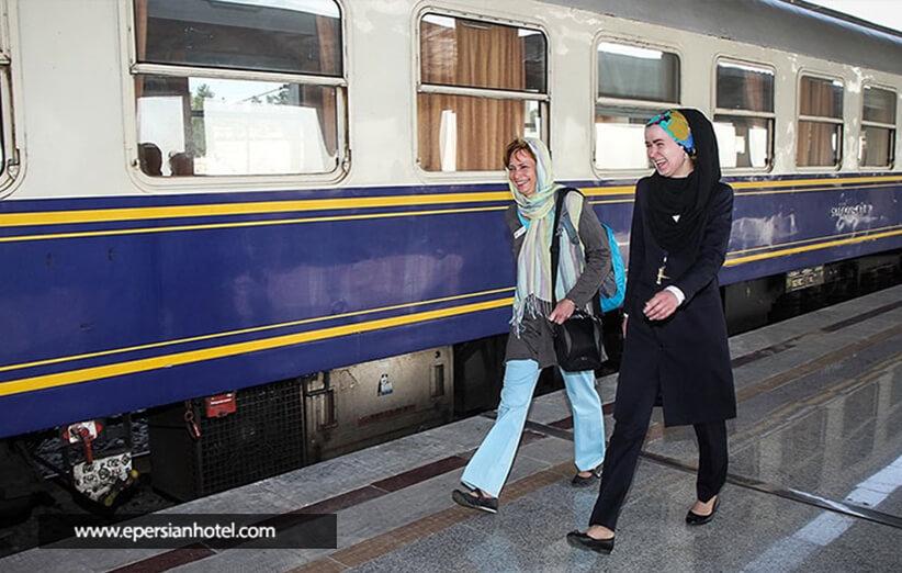 قطار تبریز