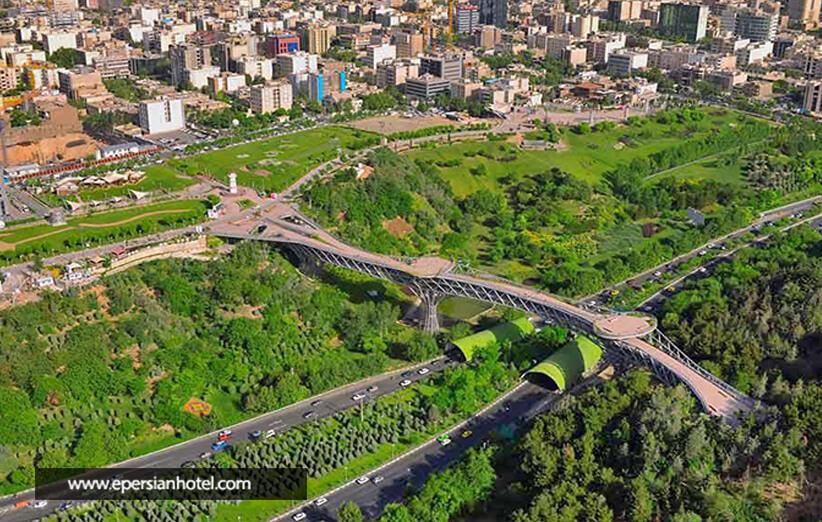 راهنمای مسافر تهران