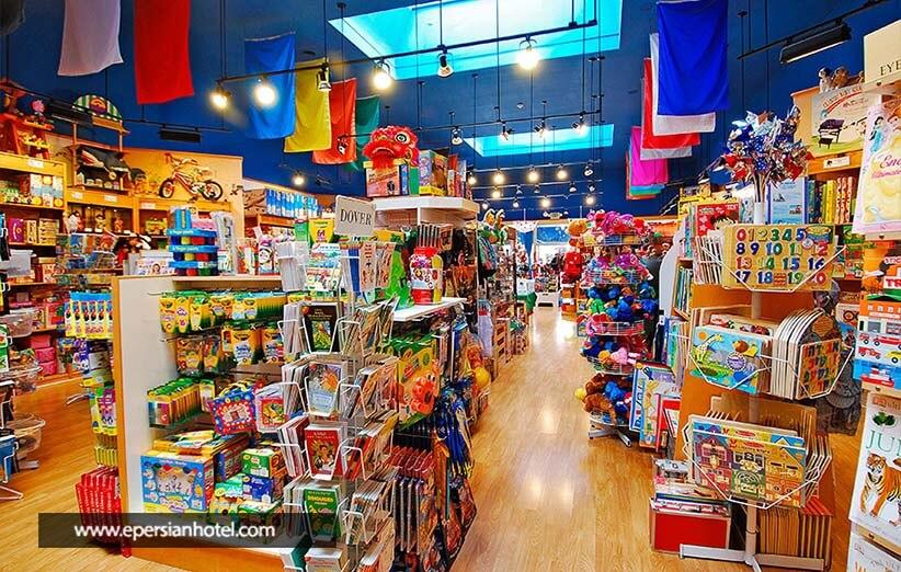 بازار اسباب بازی فروش های مشهد و قیمت هایی ارزان