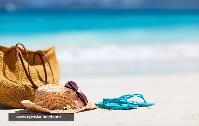 ساحل زیبای قشم