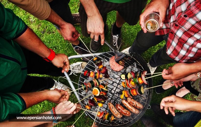 پیک نیکی دلچسب در شیراز