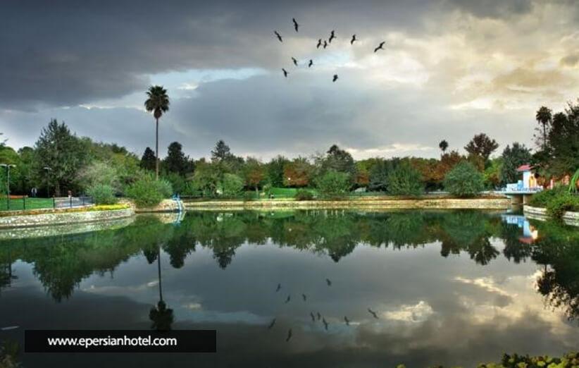 بوستان آزادی شیراز