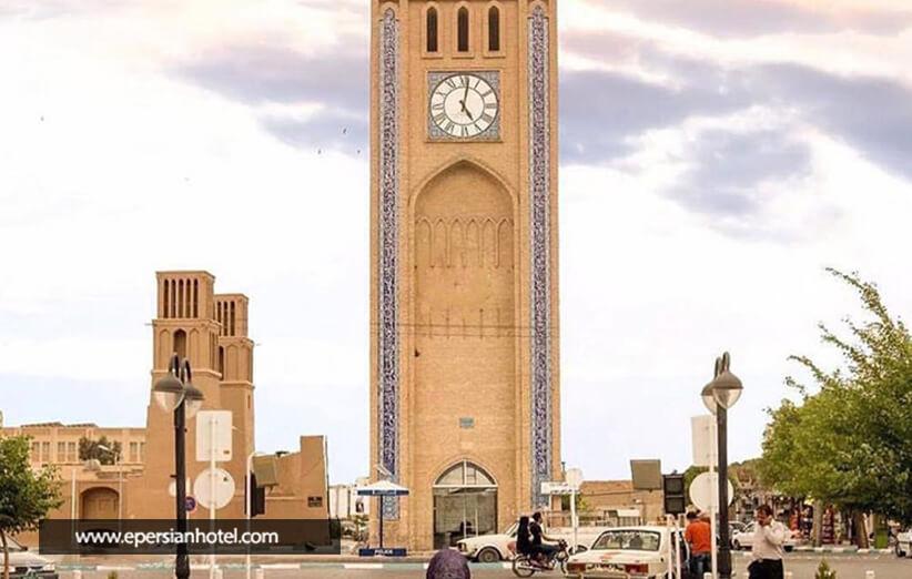 قدیمی ترین برج ساعت جهان