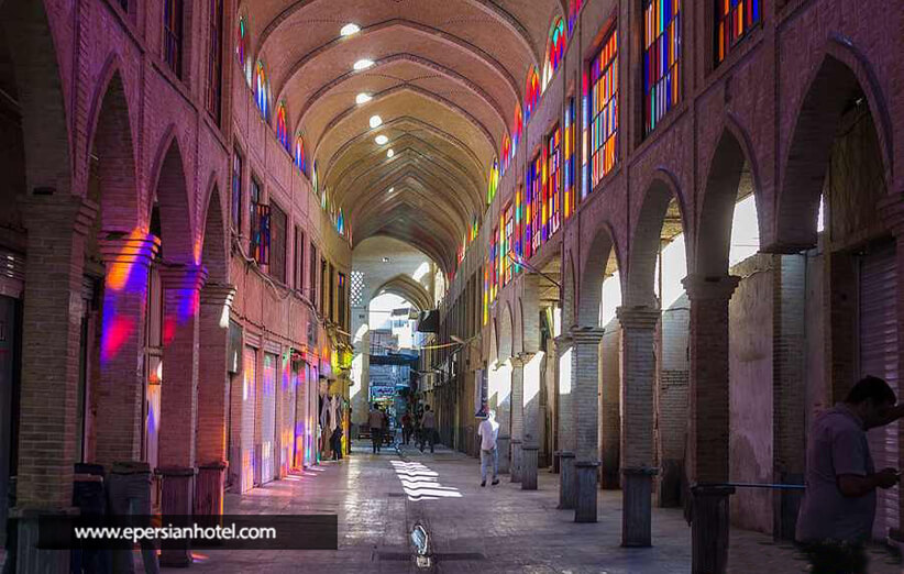 بازار بزرگ تهران یا بازار قدیمی تهران؟