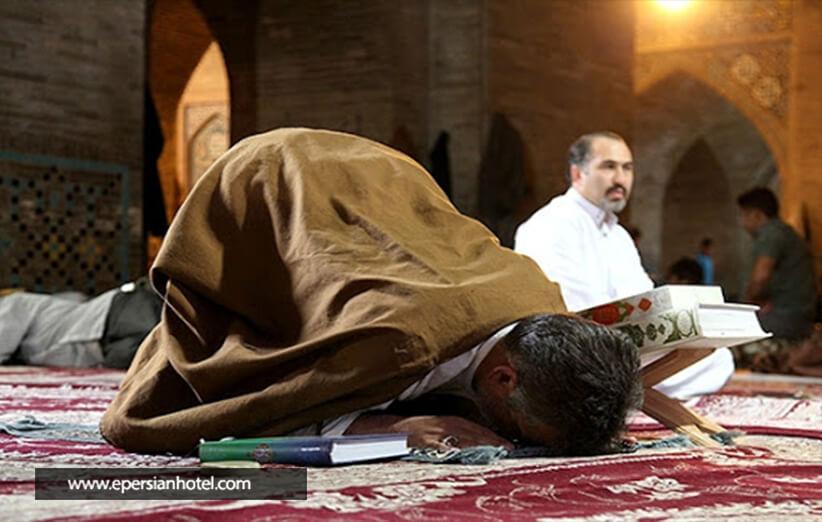 مراکز مذهبی کیش