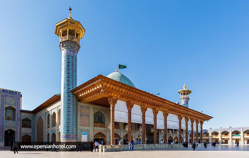 آرامگاه شاهچراغ شیراز