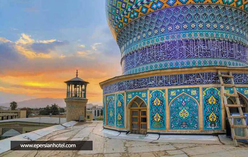 امامزاده علی بن حمزه شیراز