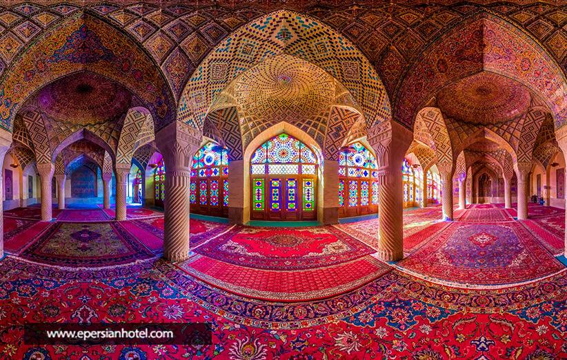 زیبا ترین مسجد ایران