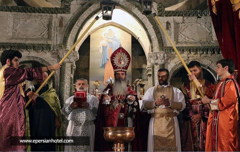 کلیسای شیراز