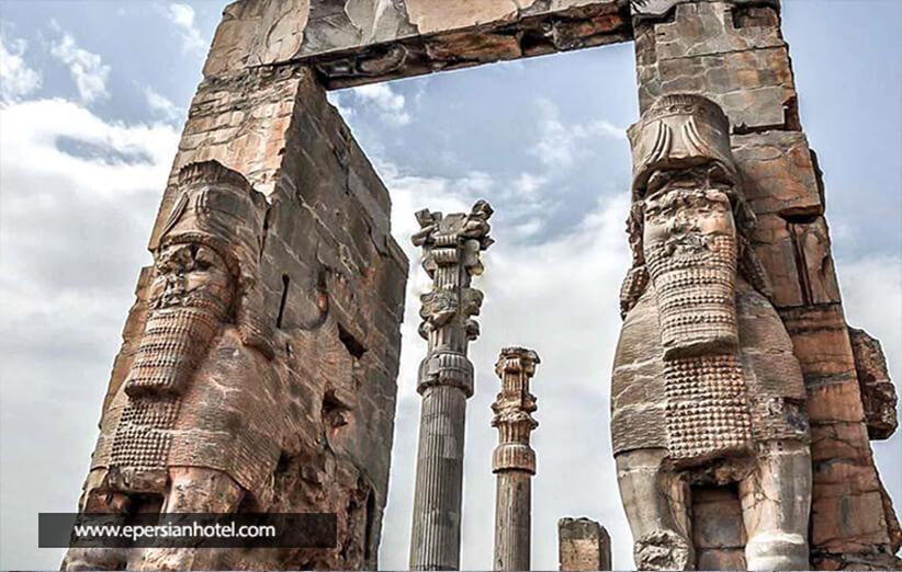 نماد تمدن ایران