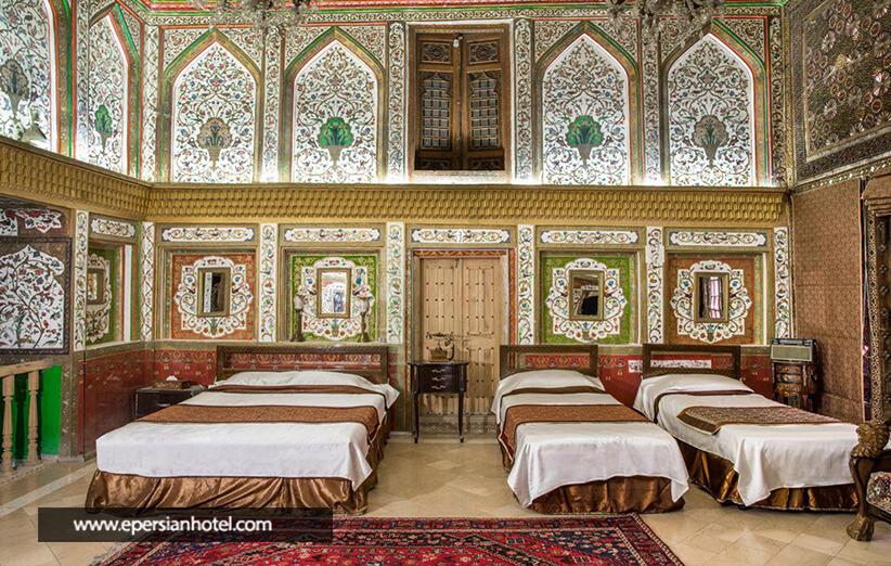 هتل سنتی آنتیک ملک التجار یزد