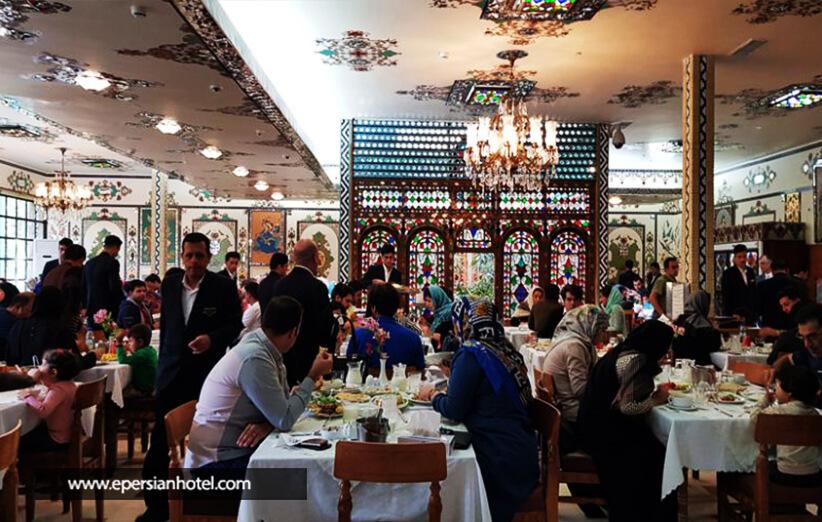 شهرزاد قصه ها در رستوران شهرزاد اصفهان