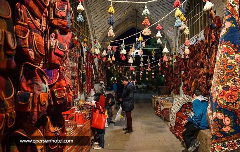 بازار سنتی حاجی شیراز