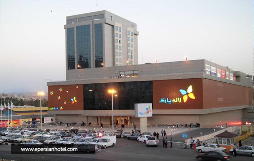 مرکز خرید لاله پارک تبریز