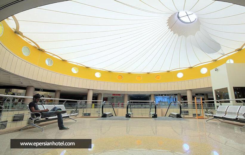مرکز خرید و تفریحی ستاره یزد
