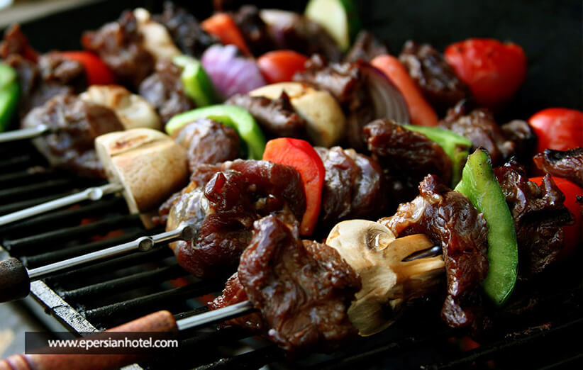 لذیذ ترین کباب در مشهد