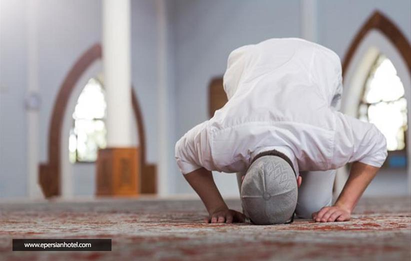 مسجد حضرت زهرا (س) مسجدی نوساز