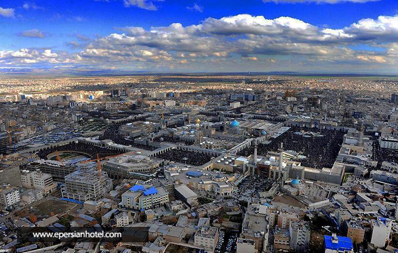 مراکز مذهبی مشهد