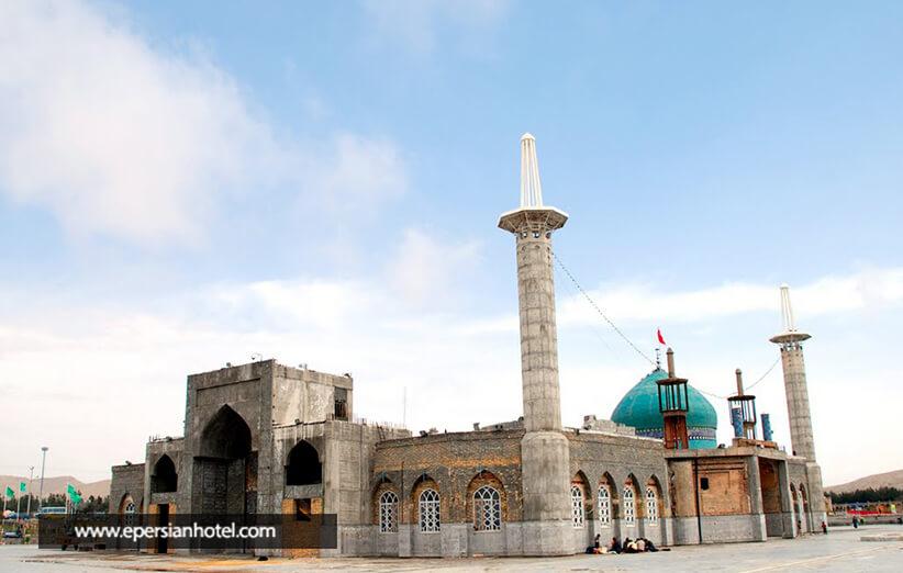 امام زاده یحیی مشهد