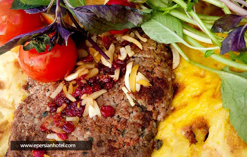 رستوران بریونی اعظم اصفهان