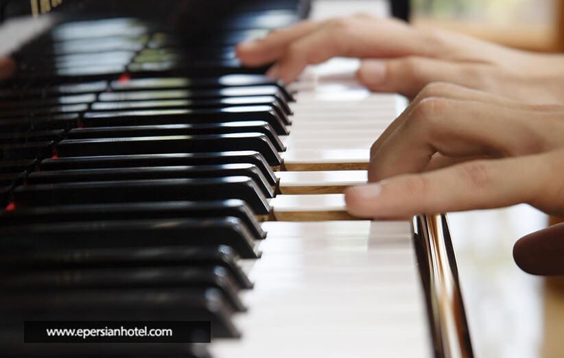 رستوران های اصفهان با موسیقی زنده