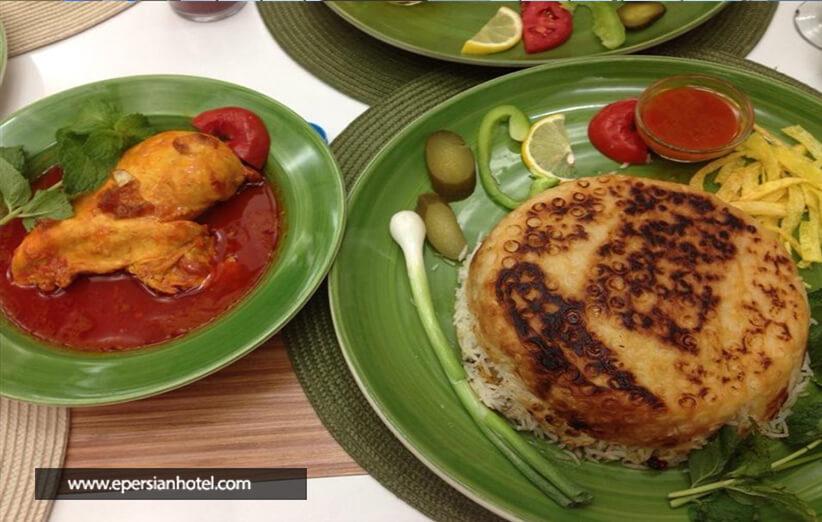 رستوران گازماخ تبریز