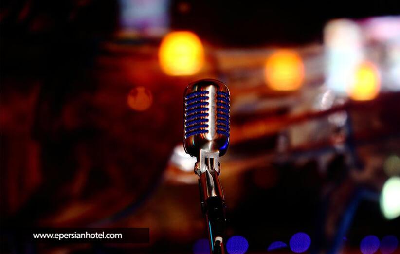 رستوران های تبریز در کنار موسیقی زنده