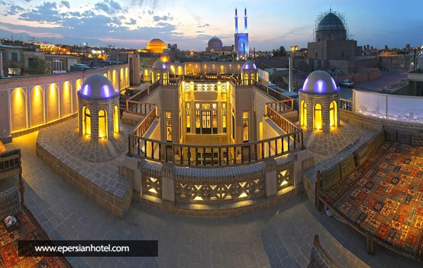 کافه رستوران فوکا یزد