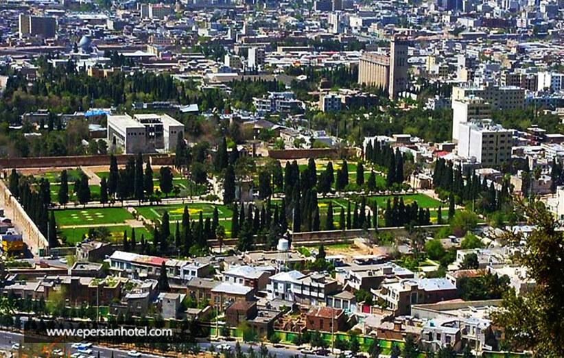 شیراز پایتخت شعر و ادب